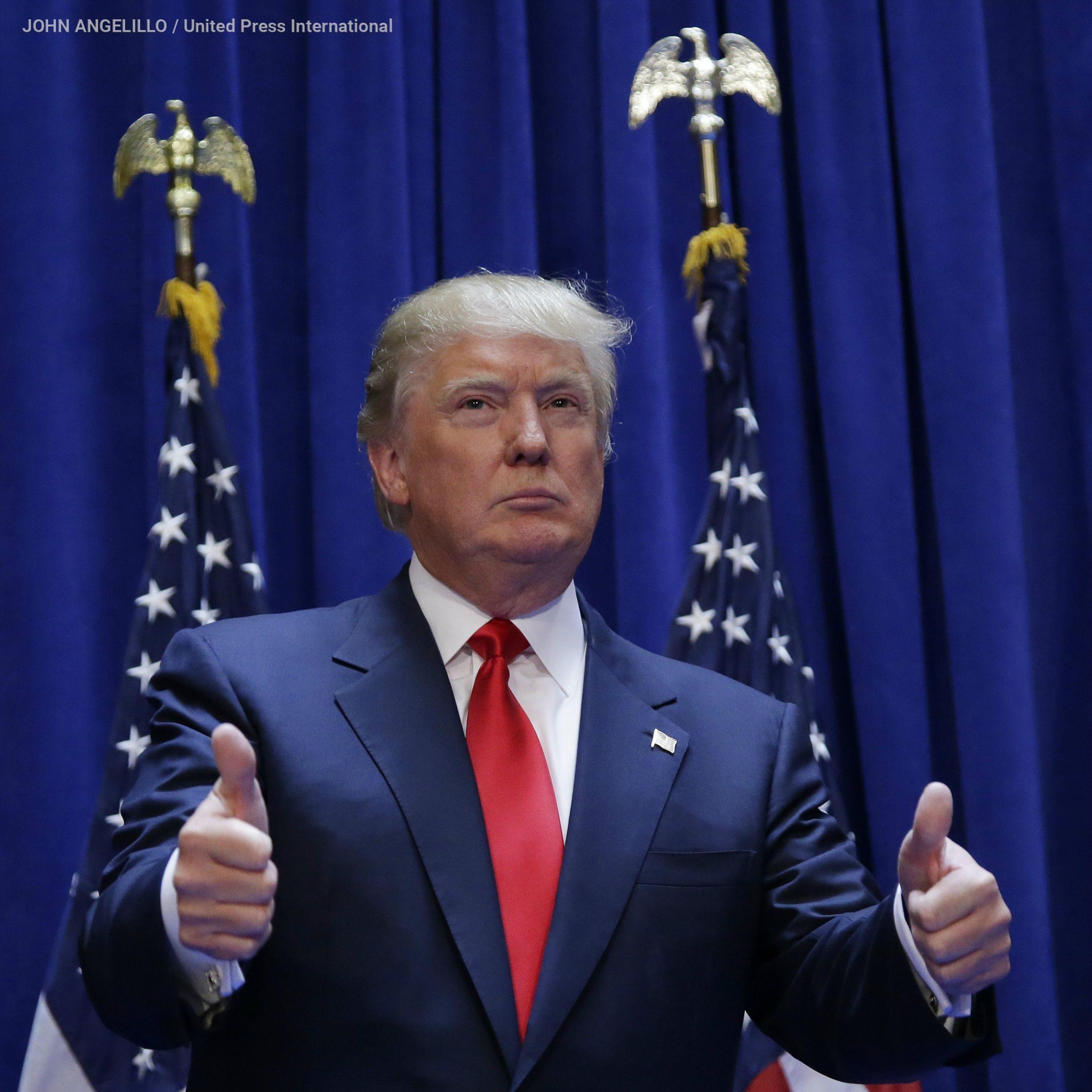 trump FLAGGER