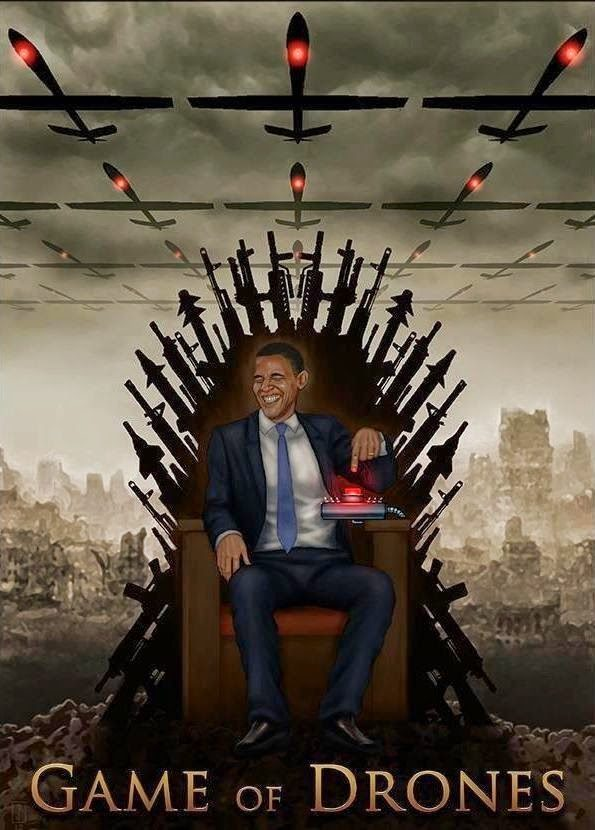 AA P-game-of-drones