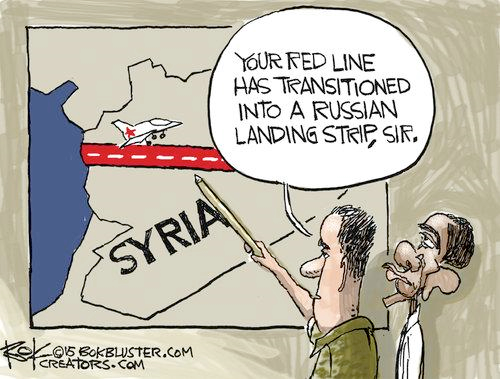 obama putin syria