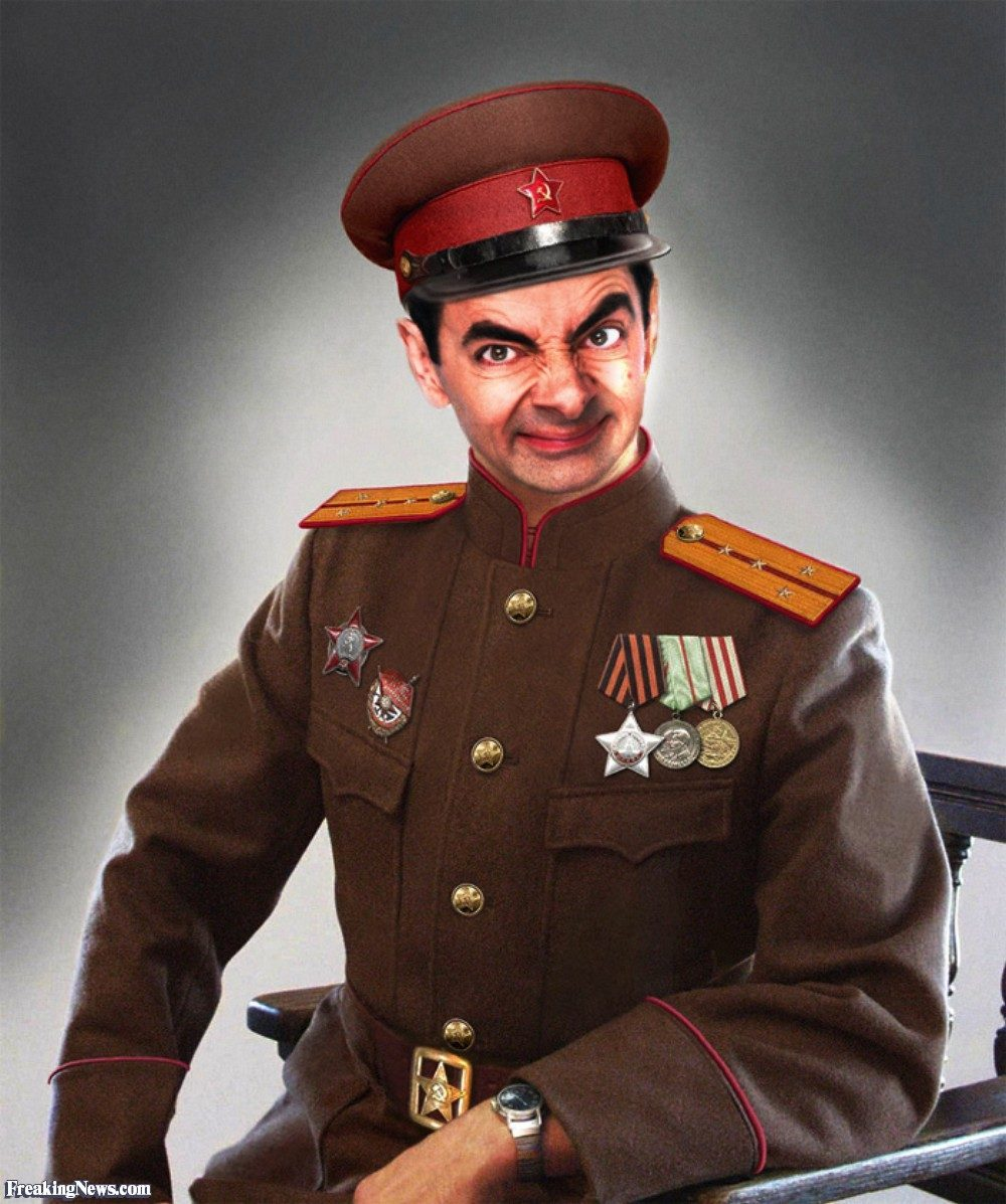 mr. bean Communist-Mr-Bean-33787
