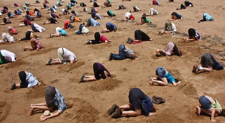 SAND australia-head-in-sand-climate-change