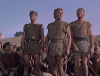 trump supporters battle cry i am spartacus