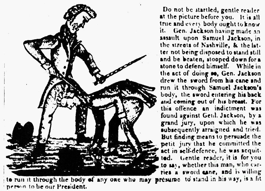 campaign presidential-campaign-1828-granger