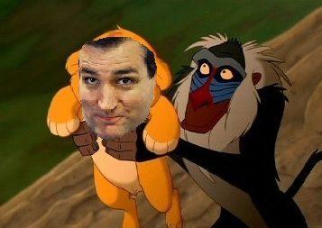 ted-cruz-lion-king
