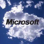 microsoft msft cloud
