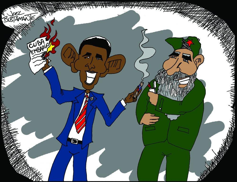 NORTH AMERICAN UNII57728_obama_castro_colorf