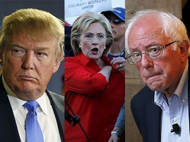hillary donald_-Hillary_Bernie_reuters
