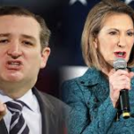 Welcome Carly and Cruz...HP Shredder And Canadian, Lying Cruz. A Match Made In???? Where?