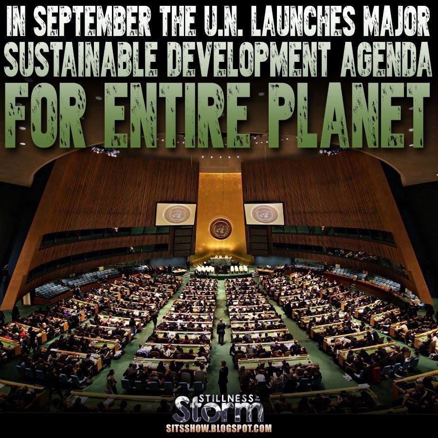 UN Launches Major Sustainable Developement Agenda