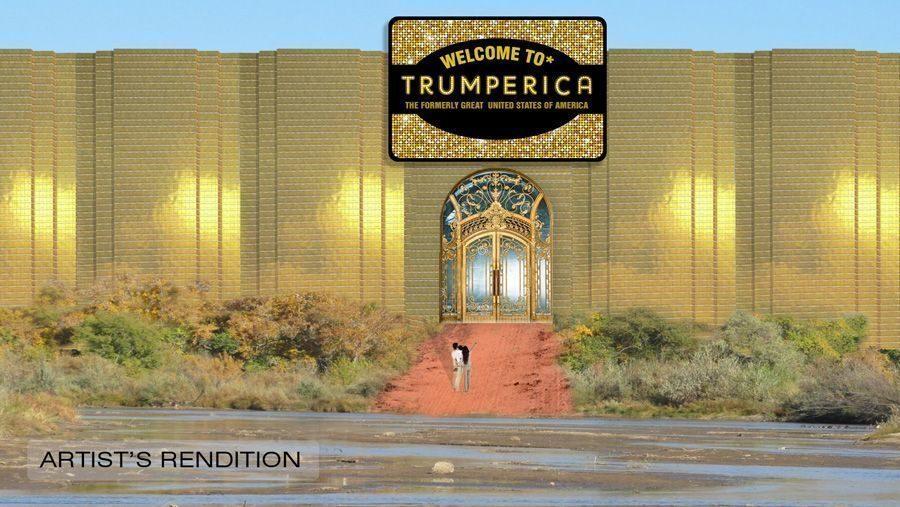 WALL TRUMP bc5983b67a44bcede801e2ff363b54e0_XL