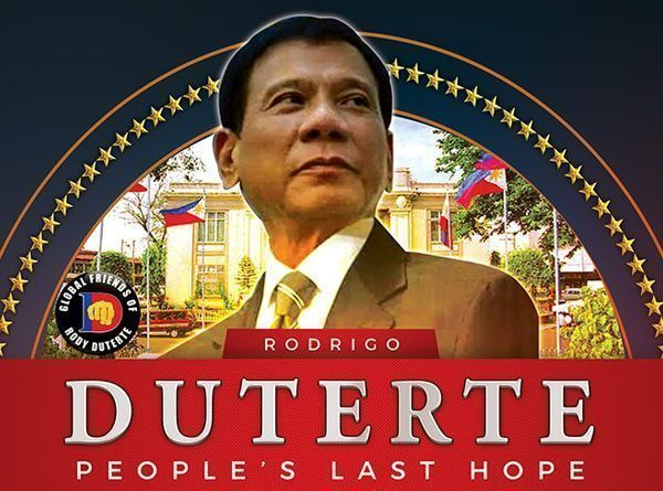 phillipines presidentialbets-duterte