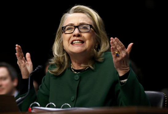 BENGAZI Hillary_Clinton