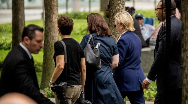 hill-hillary-clinton-leaves-911-ceremony-early-after-fainting-but-says-shes-now-feeling-great-136409470083003901-160911181039