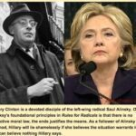 HILLARY THE WITCH AND ALINSKY THE WARLOCK....BASED ON TRUE EVENTS!