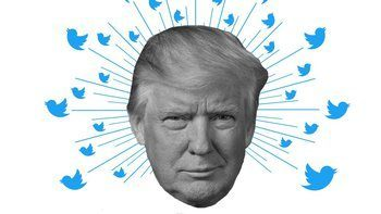 Trump's Tweets graphic