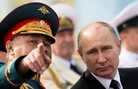 RUSSIA SAYS - LEAVE VENEZUELA ALONE - WARNING OR THREAT?