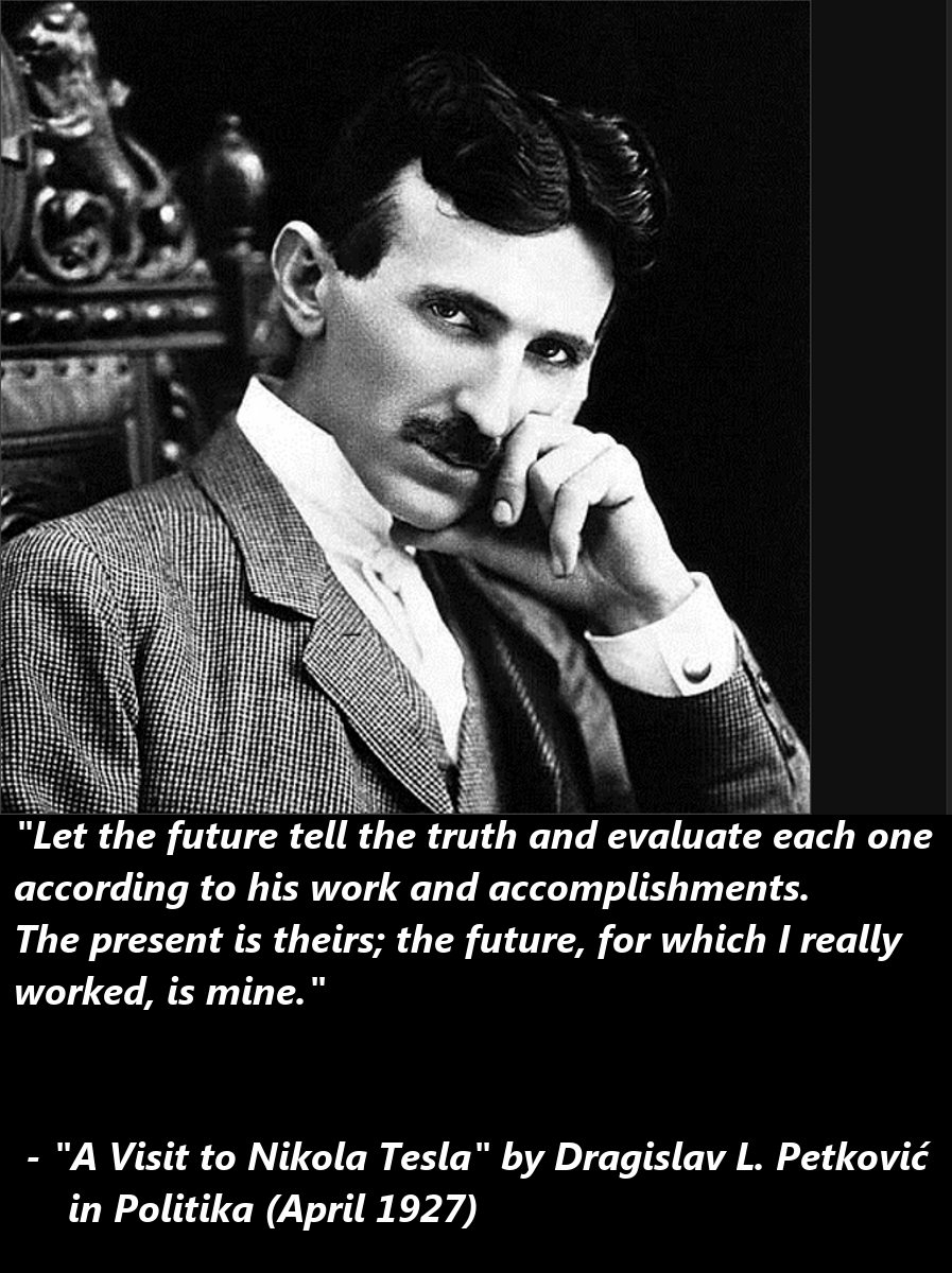 tesla-1let the future tell the truth