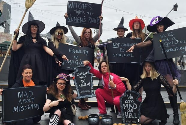 witches rights are womens rights