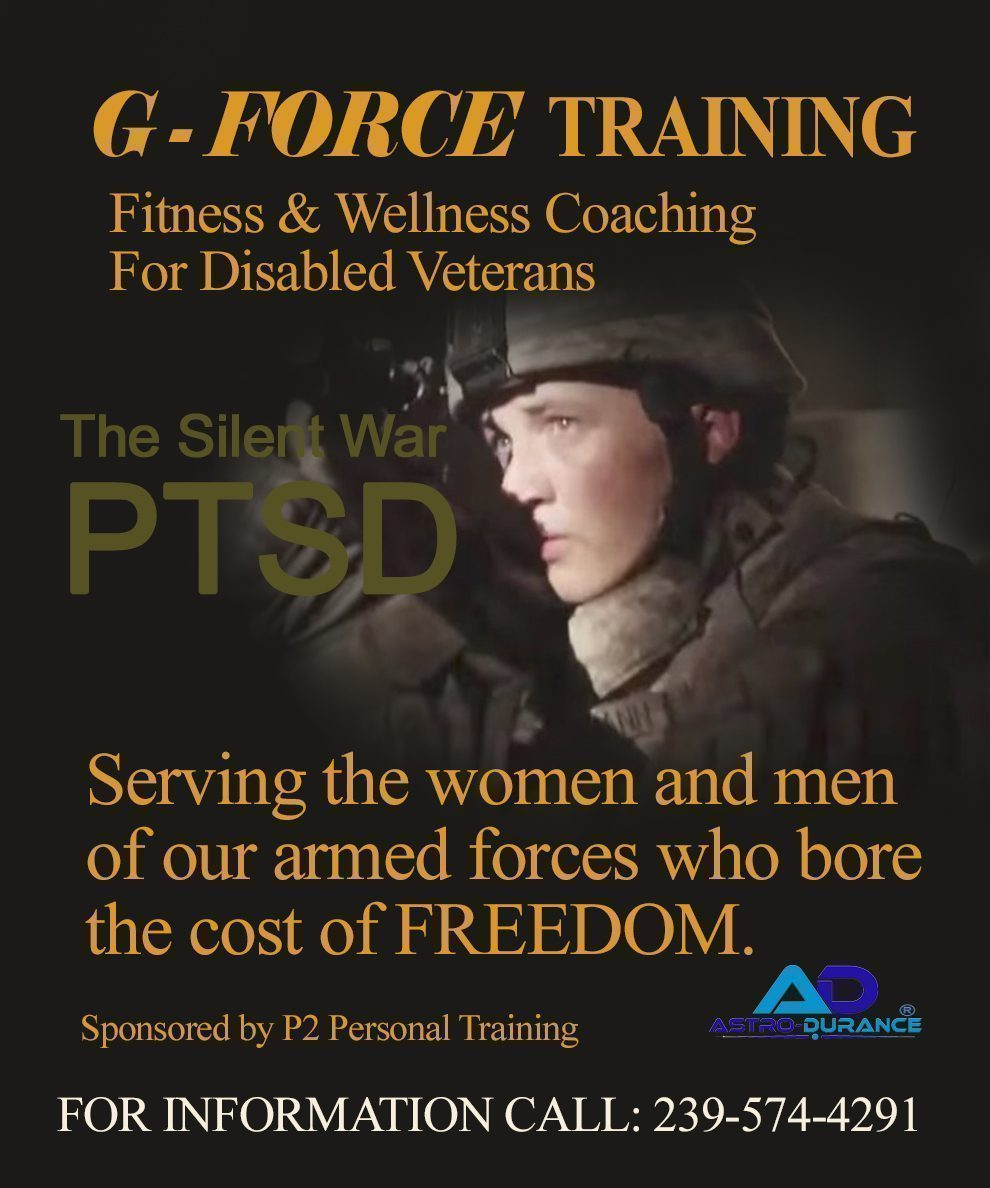Z-G-FORCE ptsd SERVING MEN AND WOMEN