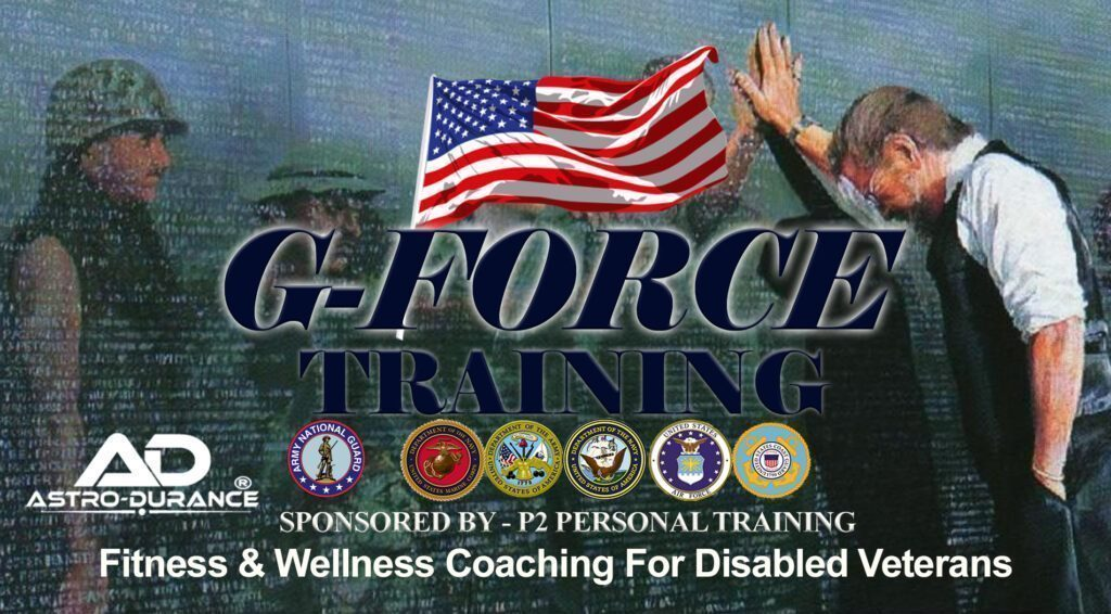 z g force training troops wall