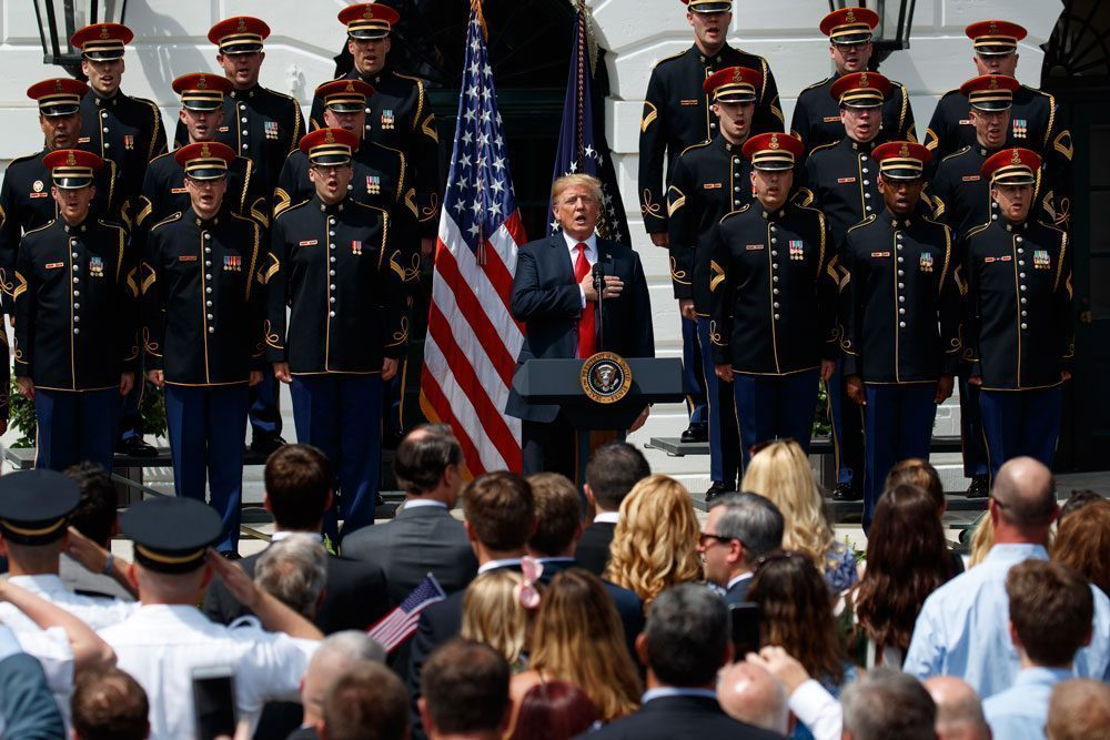 liberty ap-donald-trump-whitehouseflag