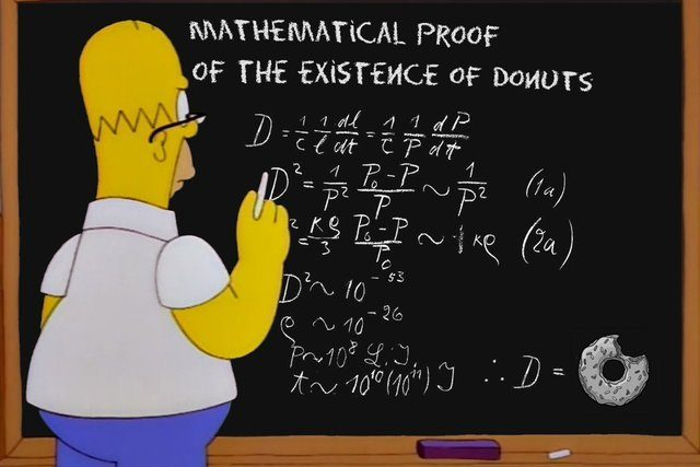 SIMPSON DONUTS