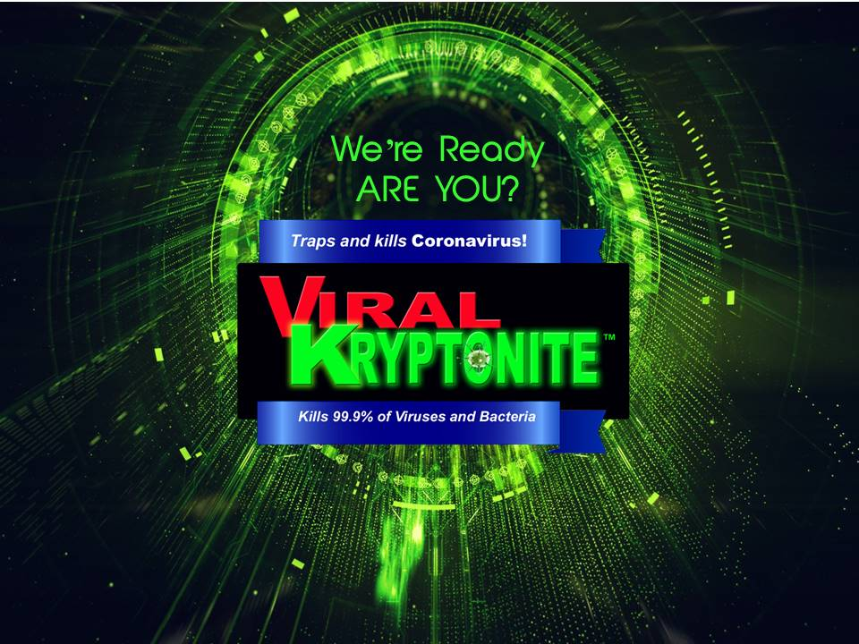viral kryptonite - we're ready are you