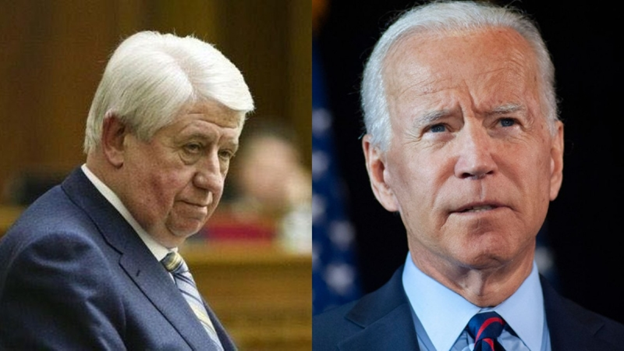 BIDEN CHARGED WITH CLASS A FELONY AND ASKS FRANCE AND UK TO HELP HIM CLEAN UP UKRAINE!