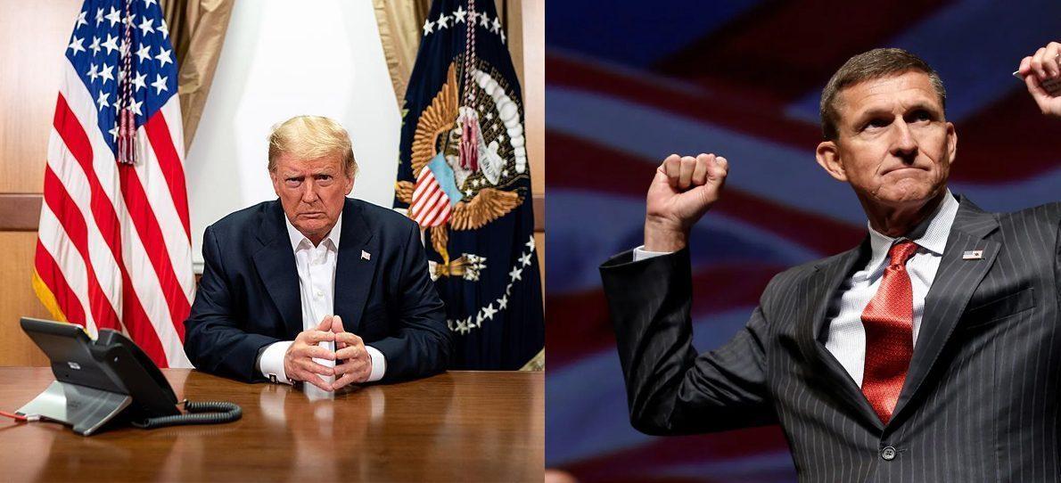Pelosi Fumes as General Michael Flynn Gets Full Pardon!