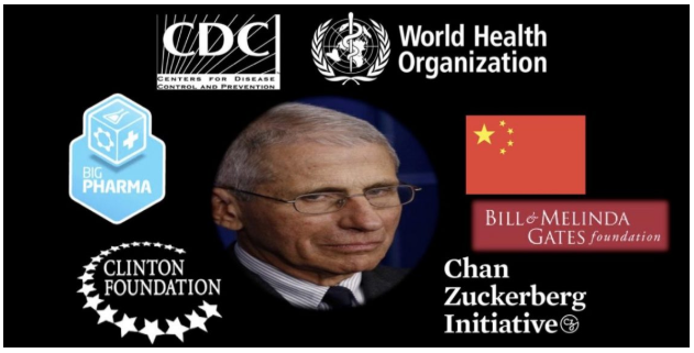 CHINA AND TOP PHARMA COMPANIES CONFIRMED AS PART OF FOREIGN INTERFERENCE IN USA!