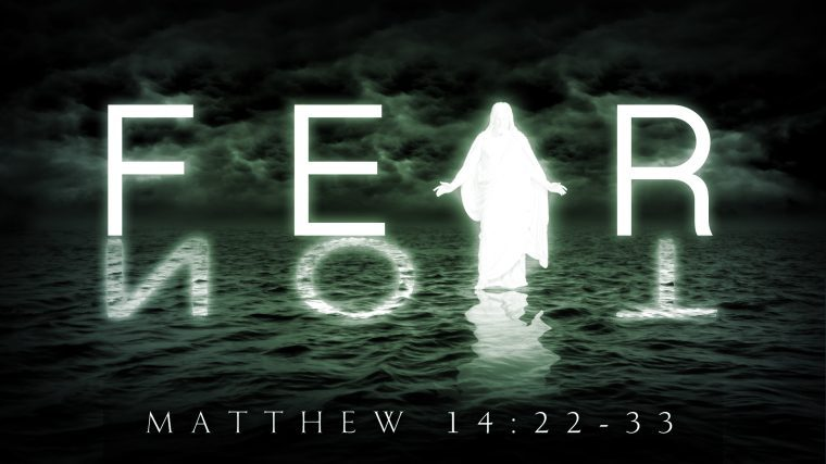 fear not how jesus can help you push past your fears