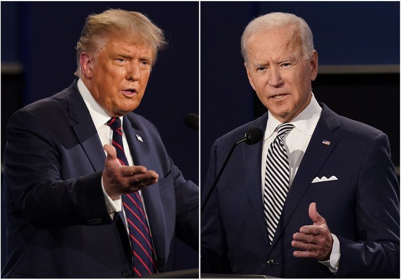 there039s no such thing as two presidents joe lost