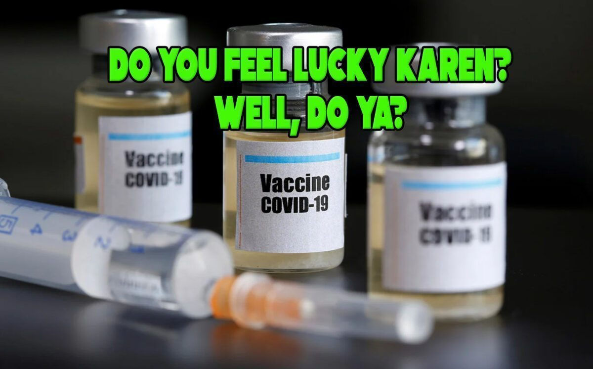 VACCINE SIDE AFFECTS INCLUDE DEATH CONVULSIONS, SEIZURES AND STROKE! And that's just a few!