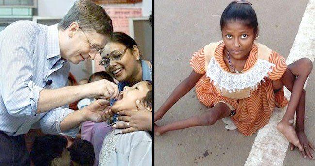 vaccines bill gates polio vaccine