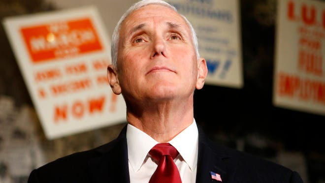 why was there a pence ryan for president website in oct 2016 who is loyal to the president
