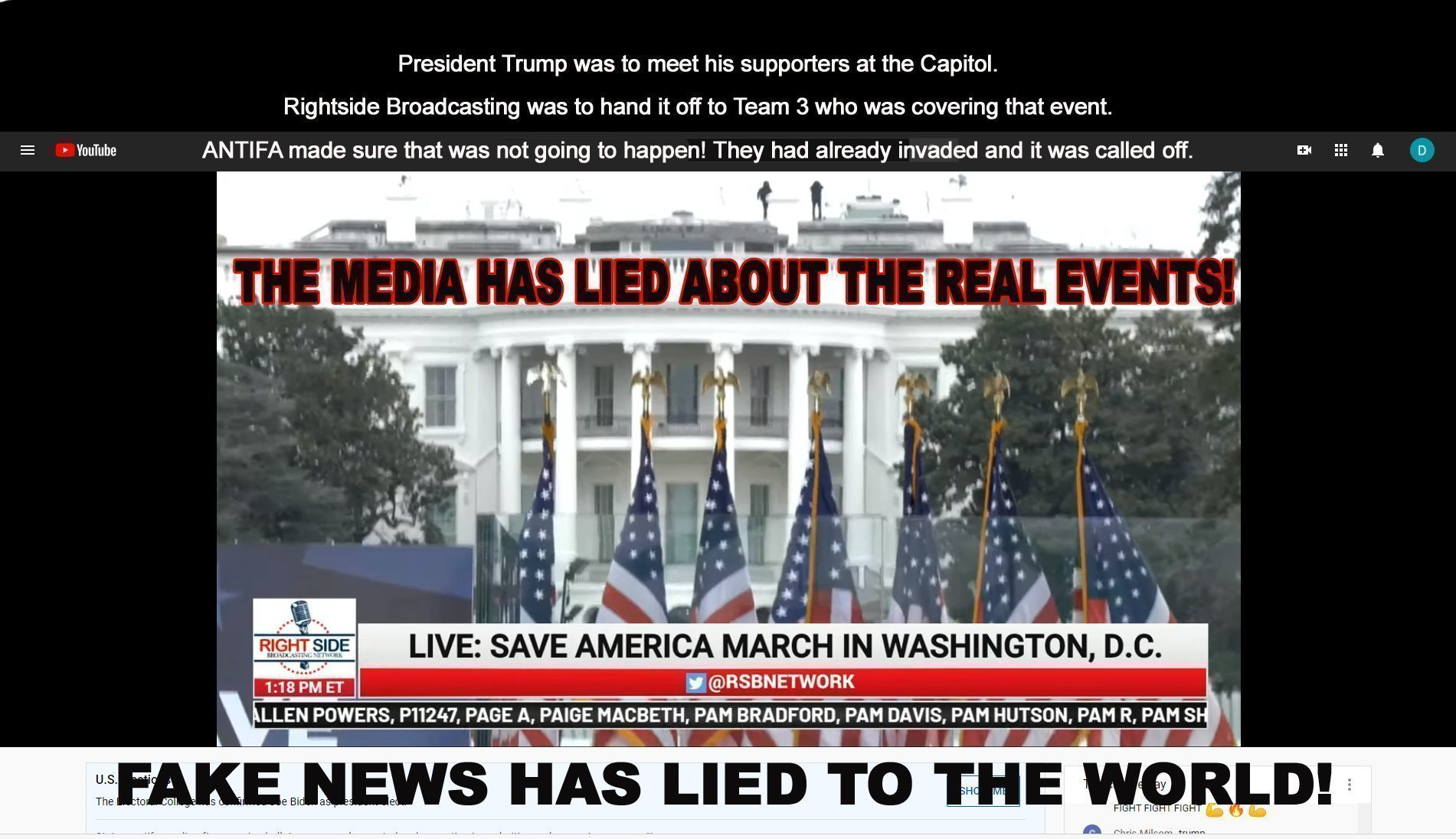 fake news again