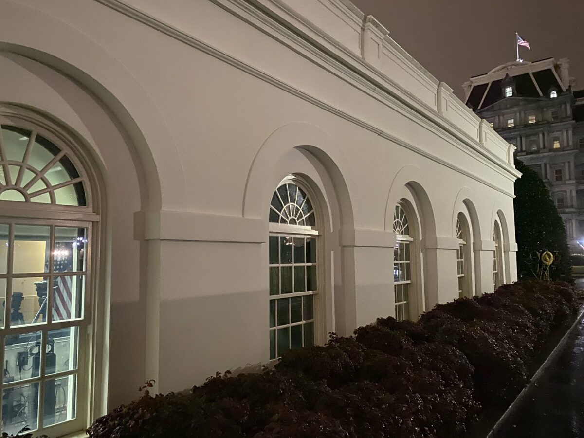 NO FLAG FLYING OVER WHITEHOUSE SINCE 1-13-2021...