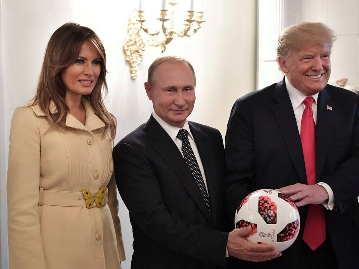 Now The Ball Is In Trump's Court