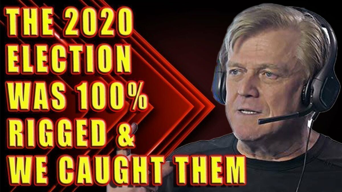 PATRICK BYRNE SPEAKS OUT - PATRIOTS YOU ARE ALL IN D.C. TODAY FOR A REASON - MAKE IT COUNT!
