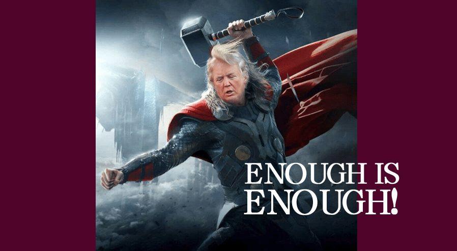 trump enough