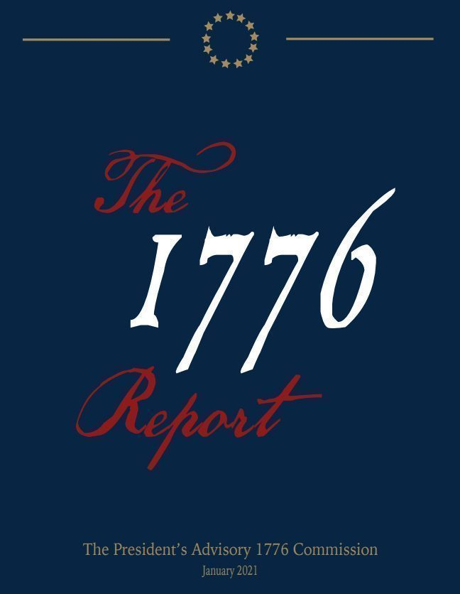 white house announces new 1776 report lin wood republic update the best is yet to come