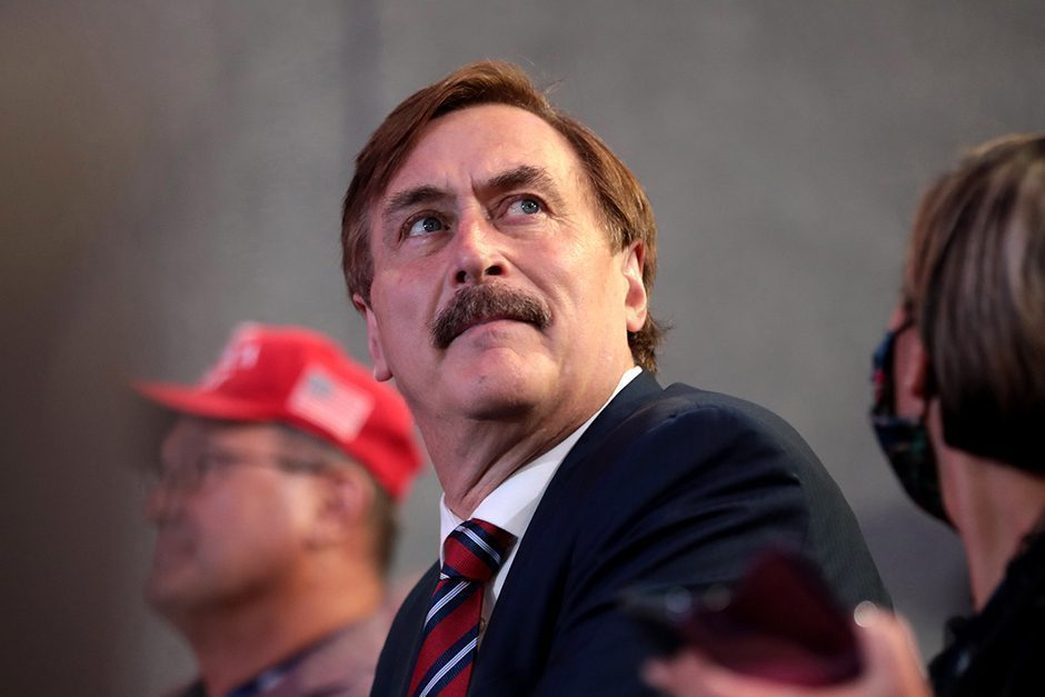 Mike Lindell's Absolute Truth On Election Fraud
