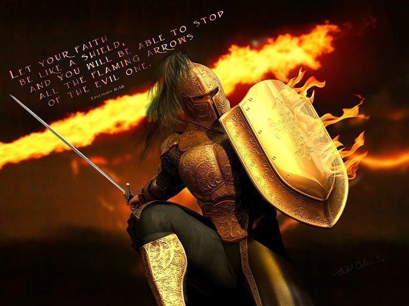god battle