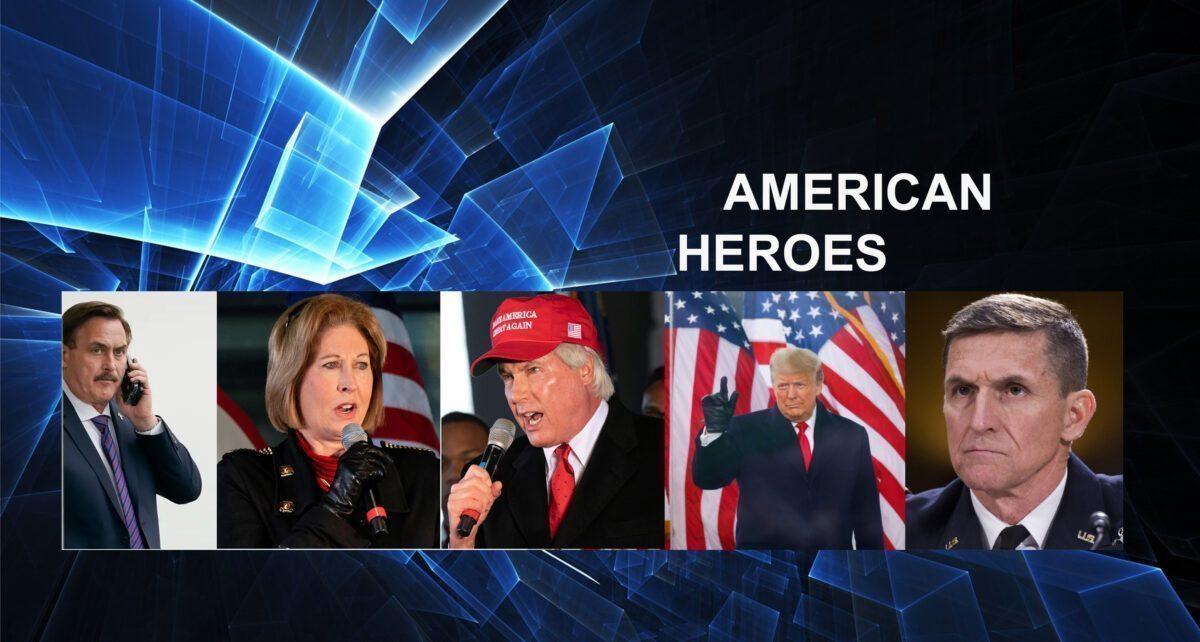 heroes american