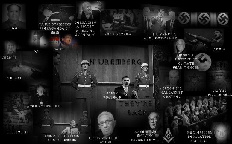 IS THERE A 2ND NUREMBERG TRIBUNAL ON THE WAY?