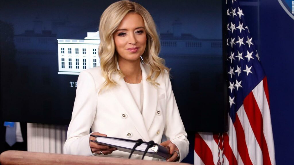 Kayleigh McEnany Named as new Co-Host of hit Fox News Show