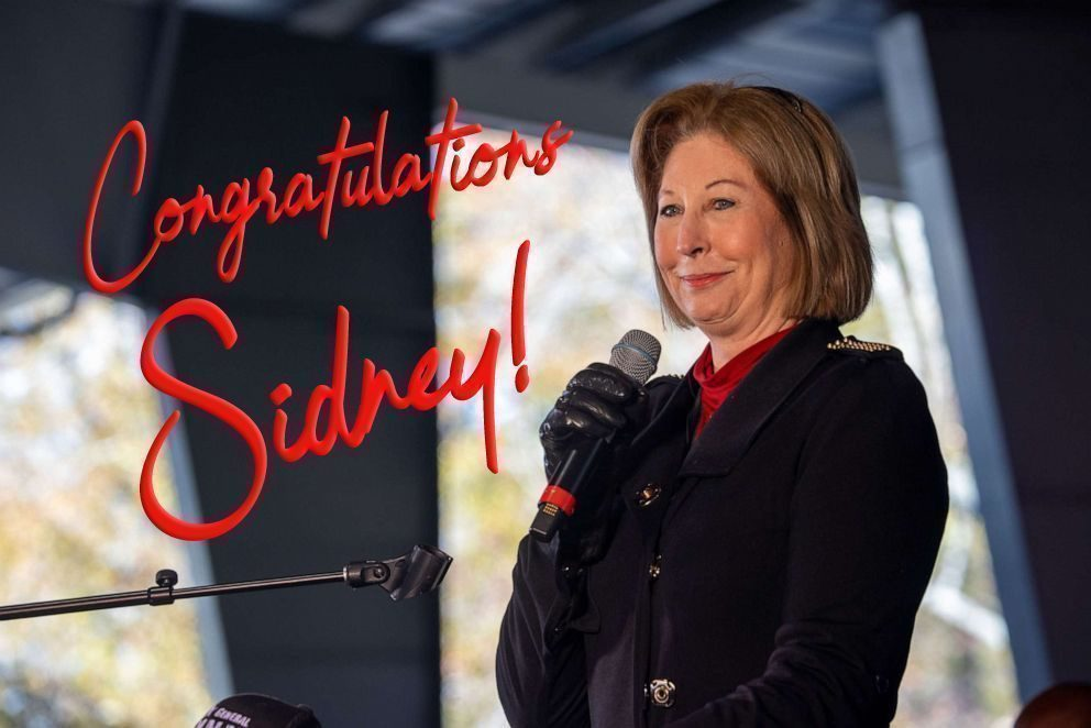 SIDNEY POWELL Named Top 5 Most Influential Lawyers In The World!