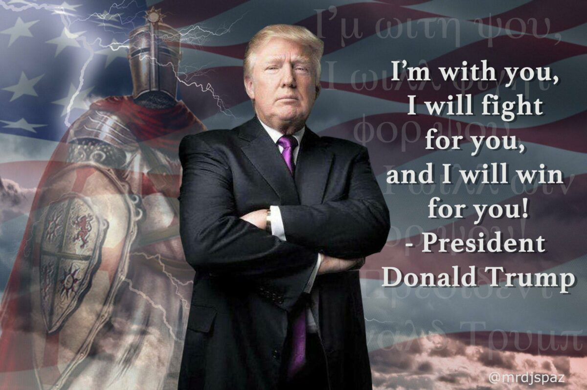 THE ELECTION WAS STOLEN! DONALD J. TRUMP IS THE PRESIDENT!