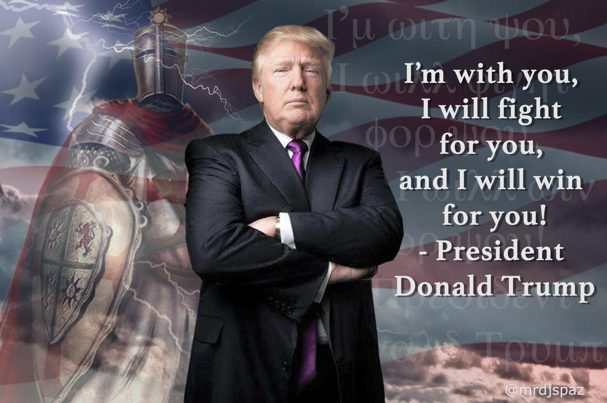 the election was stolen donald j trump is the president