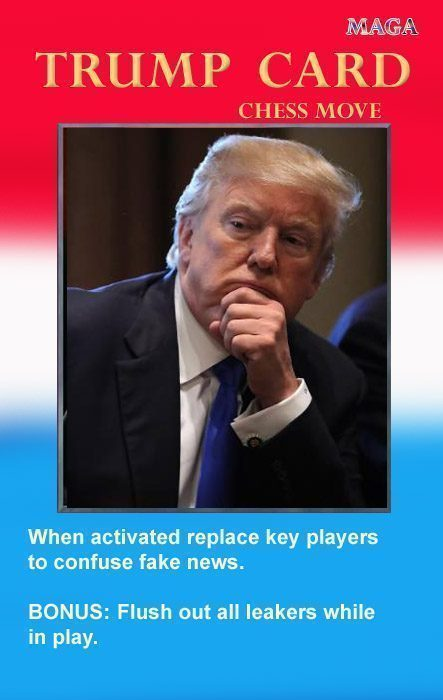 trump card chess move